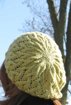 Ashley Slouchy Beret Pattern