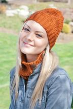Trinity Cowl & Hat Set Pattern