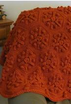 Just Right Crochet Afghan  Pattern