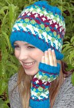 Lucky Hat & Mitts Pattern