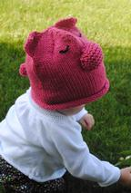 Little Piggy Hat Pattern