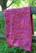 With Love Baby Blanket Pattern