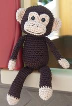 Monkey Business! Crochet Toy Pattern