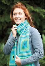 Dare The Square Scarf Pattern