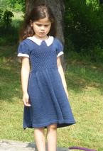 The Bluebell Dress Pattern