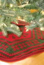 Brava Holiday Tree Skirt Pattern