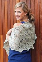 Heike Shawl  Pattern