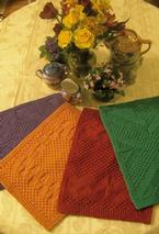 Really Reversible Placemats & Table Runners Collection Pattern