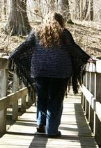 Ensnared Shawl Pattern