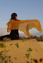 Dreaming Shawl Pattern