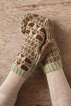The Hedgehog Mittens Pattern