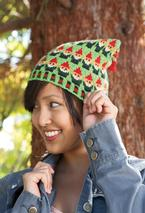 Santa's Elves Stocking Cap Pattern