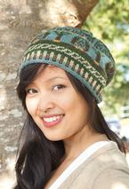 Celtic Owl Hat Pattern