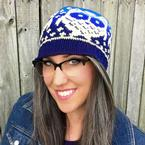 All Ages Owls Up All Night Crochet Beanie Pattern