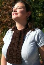 Cathie Scarf Pattern