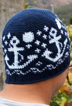 All Ages Nautical Nights Crochet Beanie Pattern