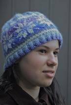 Winter Sky Hat Pattern