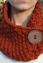 Redeemed Cowl Pattern
