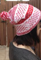 Whirly Pop Hat Pattern