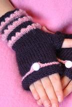 Fairytale Fingerless Mittens Pattern