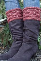 Elena Boot Cuffs Pattern