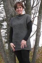 Classic Textured Tunic Pattern