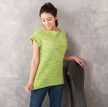 Sauriel Top-Down Raglan Top Pattern Pattern