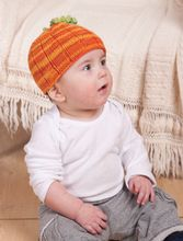 Darling Little Pumpkin Hat Pattern Pattern