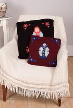Matryoshka Pillow Case Pattern