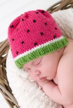 Watermelon Hat Pattern