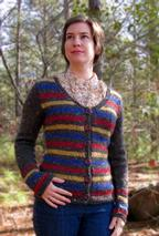 Wessex Cardigan Pattern