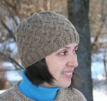 Crossroads Hat Pattern Pattern
