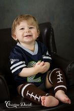Football Leg Warmers Pattern Pattern