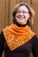 Flame Keeper Shawl Pattern Pattern