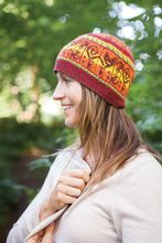 Inca Cat Hat Pattern Pattern