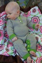 Eleanor Romper Pattern Pattern