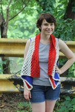 Betty...Betty Grable Crochet Vest Pattern Pattern
