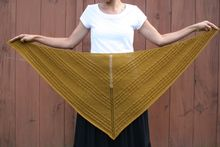 Goldie Shawl Pattern Pattern