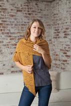 Wheatberry Lace Shawl Pattern