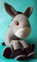 Duncan the Donkey Pattern