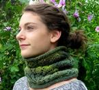Fancy Free Cowl Pattern