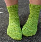 School Pick Up Line Socks Pattern