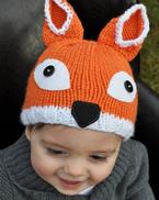 Oh So Foxy Hat Pattern