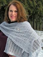 Bianca Lace Wrap Pattern