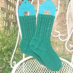 Carnivale! Socks Pattern