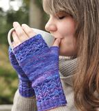 Alameda Fingerless Gloves Pattern