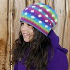 All Ages Bubbly Beanie Crochet Pattern Pattern