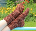 Best Babysitter Socks Pattern