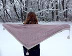 Eloise's Winter Shawl Pattern