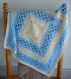 Medallion Baby Blanket Pattern